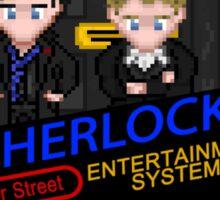 NINTENDO: NES SHERLOCK Sticker