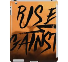 RISE AGAINST ▽ iPad Case/Skin