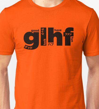 GLHF model 4 Unisex T-Shirt