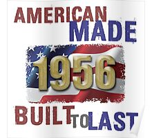 1956 American Made Poster