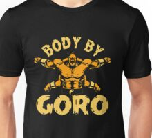 Body By Goro Unisex T-Shirt