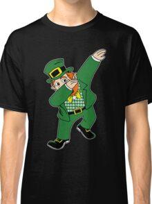 Dabbin' Leprechaun Classic T-Shirt