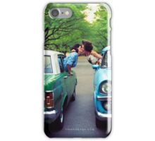 "Tina Fiveash, ""Twilight Avenue"" (reproduction poster) iPhone Case/Skin"