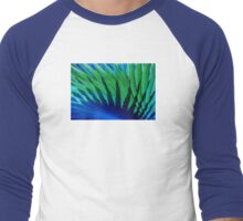 Palm Shadows Men's Baseball ¾ T-Shirt