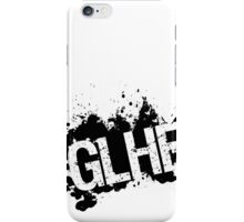 GLHF model 5 iPhone Case/Skin