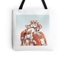 TFP Ratchet and Baby Ratchet Tote Bag