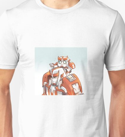 TFP Ratchet and Baby Ratchet Unisex T-Shirt