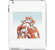 TFP Ratchet and Baby Ratchet iPad Case/Skin