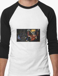 Basquiat Profit l Men's Baseball ¾ T-Shirt