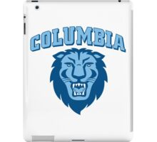 colombia lions iPad Case/Skin