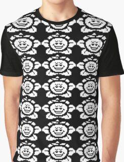 Flowey - UNDERTALE Graphic T-Shirt