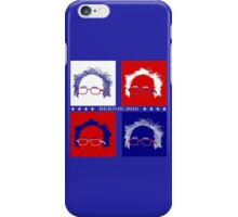 Bernie Election Art iPhone Case/Skin