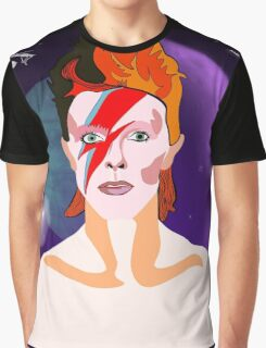 Ground control to major Tom... Graphic T-Shirt