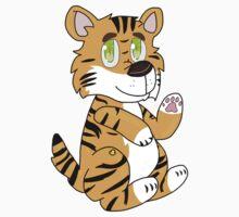 inflatable tiger Kids Tee