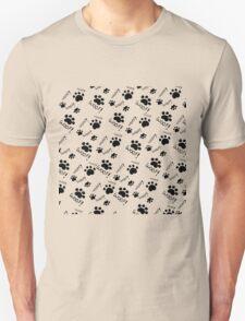 Woof! Woof! Woaf! Woaf! Unisex T-Shirt