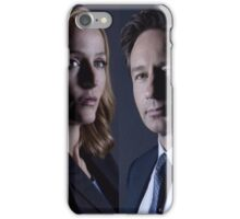 The X Files iPhone Case/Skin