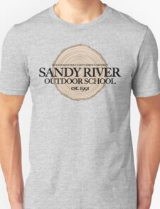 Sandy River Outdoor School (fcb) Unisex T-Shirt