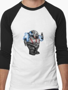 Biotic God Men's Baseball ¾ T-Shirt