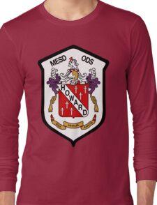 Howard Coat of Arms Long Sleeve T-Shirt