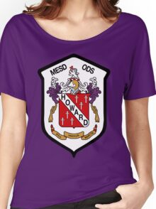 Howard Coat of Arms Women's Relaxed Fit T-Shirt