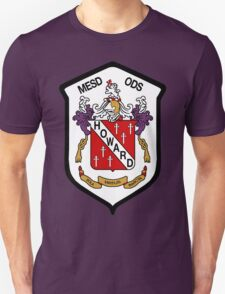 Howard Coat of Arms Unisex T-Shirt