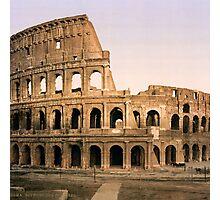 ROME COLOSSEUM Photographic Print