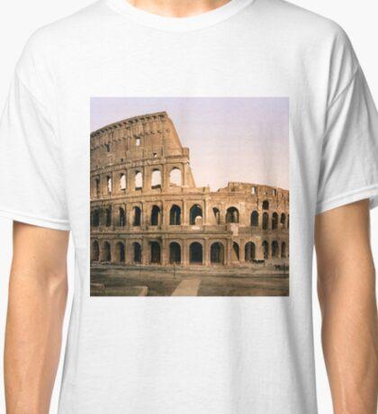 ROME COLOSSEUM Classic T-Shirt