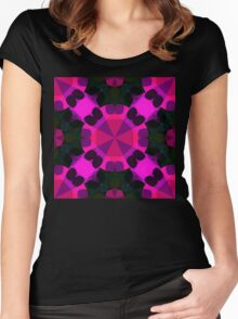 Digital Lily Women's Fitted Scoop T-Shirt