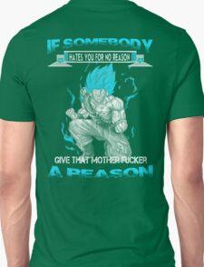 Goku no need reason T-Shirt