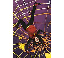 Spider-Woman Photographic Print
