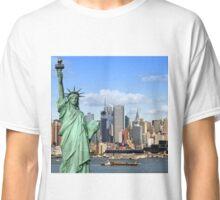 NY LIBERTY 1 Classic T-Shirt