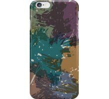 Grunge pattern iPhone Case/Skin