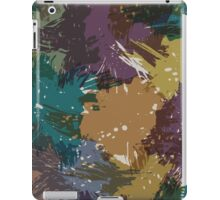 Grunge pattern iPad Case/Skin