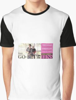 the Go-Betweens Graphic T-Shirt