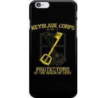 Keyblade Kingdom Hearts iPhone Case/Skin