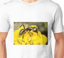 Ant close up Unisex T-Shirt