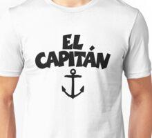 El Capitán Anchor Unisex T-Shirt