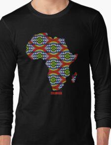 AFRICA PRINTED Long Sleeve T-Shirt