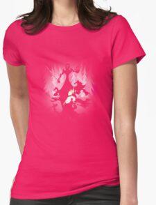 Samurey Womens Fitted T-Shirt
