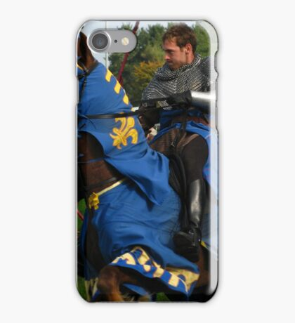 Charging Into Battle iPhone Case/Skin