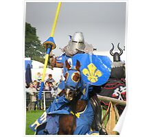 Jousting Tournament Poster
