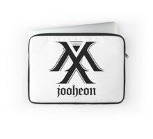 Monsta X logo + Jooheon Laptop Sleeve