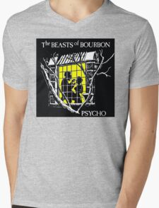 Beasts of Bourbon Mens V-Neck T-Shirt