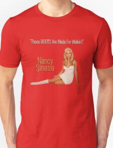 Nancy Sinatra Unisex T-Shirt