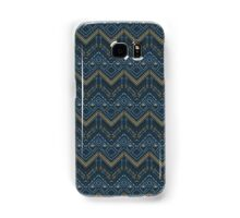 Vector ethnic seamless tribal boho pattern Samsung Galaxy Case/Skin