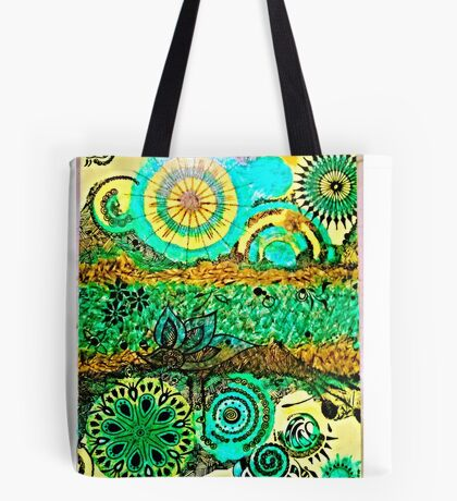 The time travellers guide to the stars Tote Bag