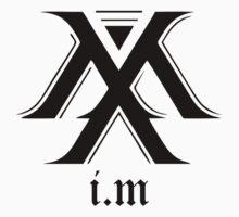 Monsta X logo + I.M Baby Tee