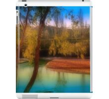 Landscape with River iPad Case/Skin