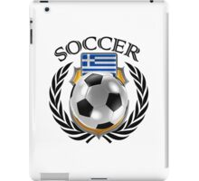 Greece Soccer 2016 Fan Gear iPad Case/Skin