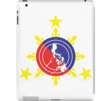 Tatak Pinoy Design2 iPad Case/Skin